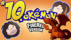 Pokemon FireRed: Third Time's the Charm - PART 10 - Game Grumps