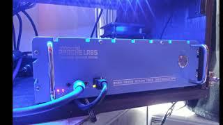 ANAN-200D With External Audio Rack vs 10 Dollar Dynamic - W1AEX