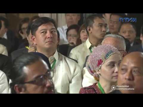 Go Negosyo Sulu With President Rodrigo Duterte