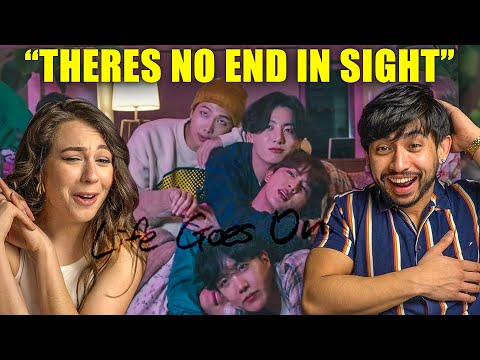 BTS (방탄소년단) 'Life Goes On' Official MV - HILARIOUS COUPLES REACTION!
