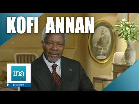 [Interview de Kofi Annan]