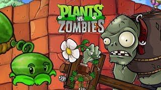 Melon-Pult | Level 5-9 // Plants vs Zombies