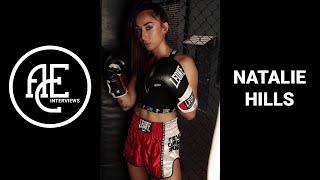 Natalie Hills - ACE Interviews with Hays Daewoud