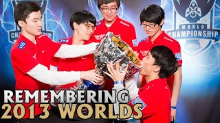 Remembering the 2013 World Championship: The Legend of Faker is Born