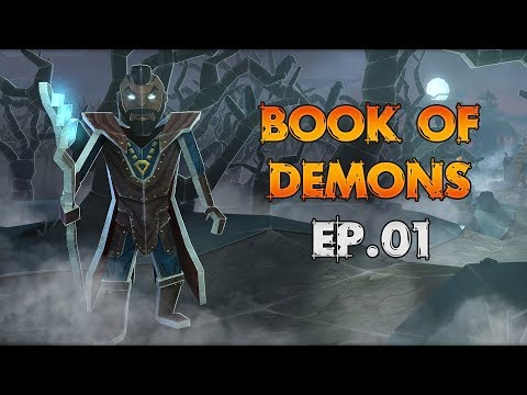 Book of Demons: Mage Ep.01 [Paper Diablo!]