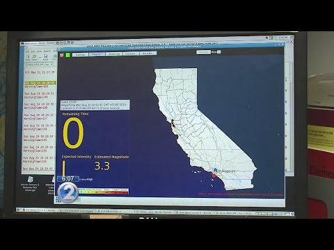 Pacific Tsunami Warning Center tests new earthquake warning system