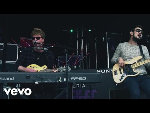 Kodaline - Love Like This - Xperia Access @ V Festival (Lounge)