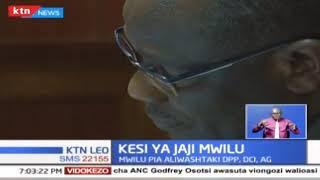 Naibu jaji mkuu Phelomena Mwilu atajua iwapo kesi dhidi yake inayohusu ufisadi itasikizwa