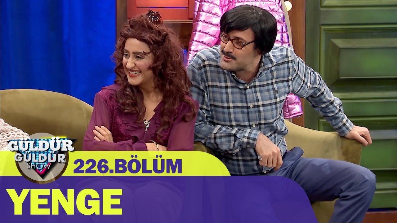Yenge - Güldür Güldür Show 226.Bölüm