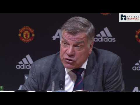 Allardyce hints at 'drastic' Palace changes