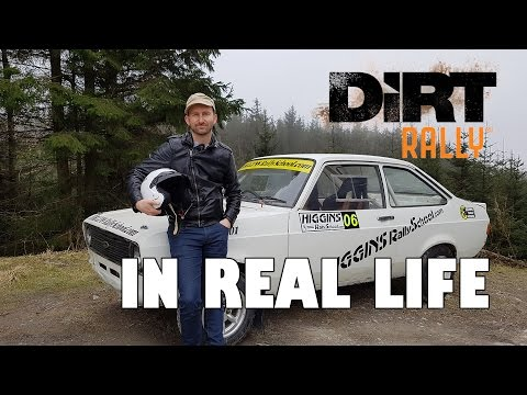 DiRT Rally in Real Life