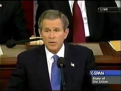 George W. Bush 16 Words Lie: Iraq and Uranium Yellowcake from Niger
