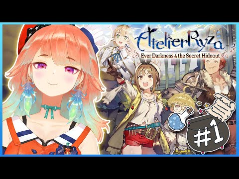 【Atelier Ryza】I am ready for a new ADVENTURE! kfp キアライブ