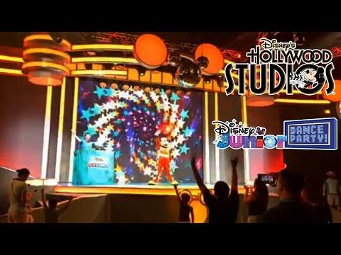 Disney Jr. Dance Party Live from Disney's Hollywood Studios