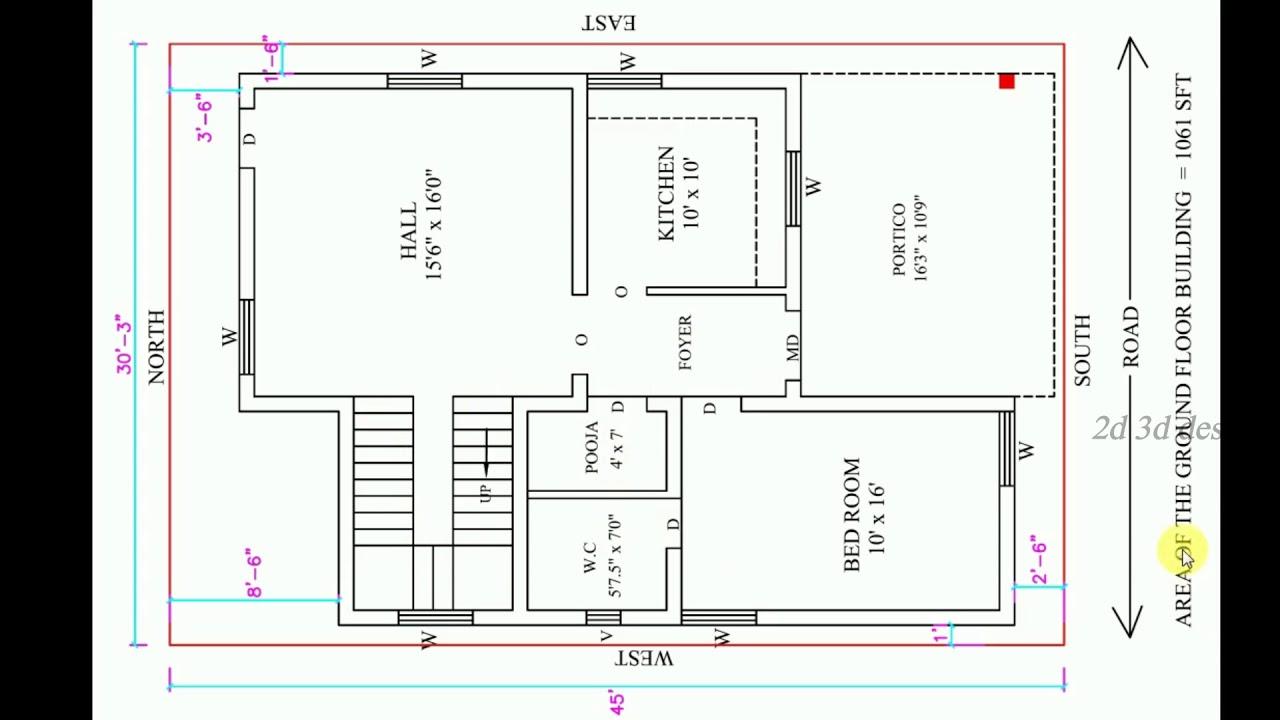 south facing house floor plans as per vastu home alqu
