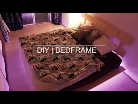 DIY | BEDFRAME