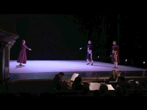 danse baroque Rigaudon de Provence, Adeline Lerme&Bruno Benne.