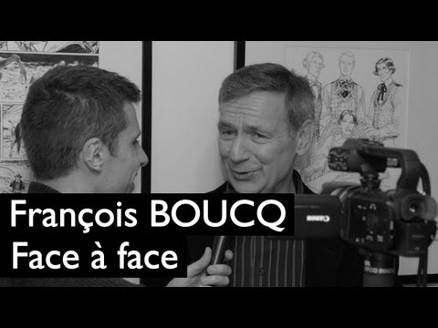 François Boucq : la bd en face en face