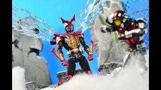 S.H. Figuarts Shinkocchou Seihou Kamen Rider Kabuto Hyper Form Review