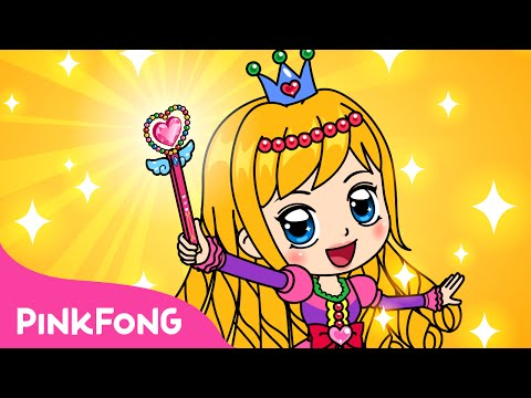 Princess of Magic, Princess Twirly   Princess Stories   PINKFONG Story Time for Children