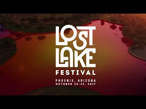 Lost Lake Festival - Lineup Announcement 2017