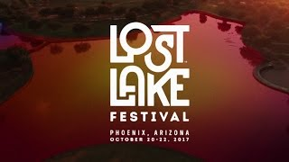 Lost Lake Festival - Lineup Announcement 2017