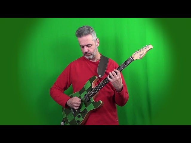 MARCELLO ZAPPATORE plays ROBBIE MCINTOSH solo on PAUL McCARTNEY