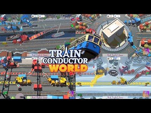 Train Conductor World - #137 Completing Amsterdam Matterhorn Gothenburg Paris