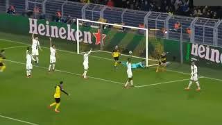 Dortmund 2 Vs PSG 1..(All goals highlights) # UEFA champions league # Dortmund # PSG
