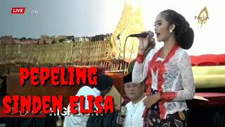 Download lagu Elisa nembang Pepeling MP3