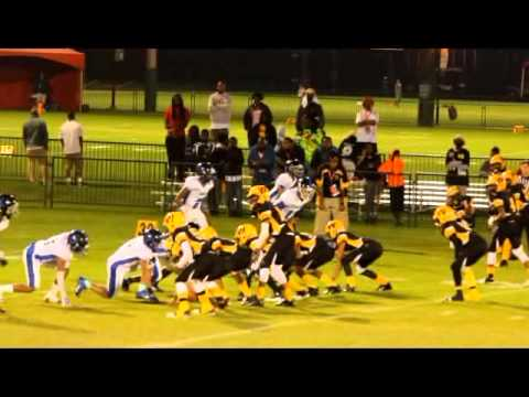 LIBERTY CITY VS HARVEY COLTS 2014