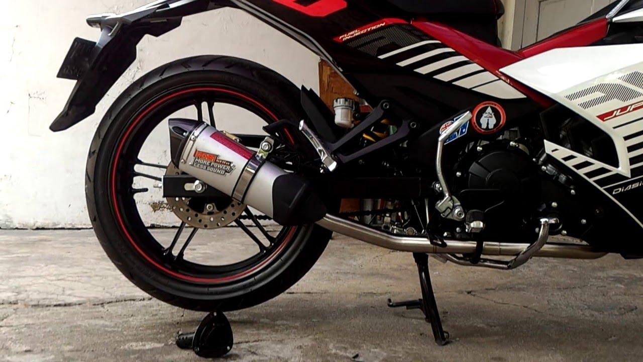 Nob1 Titan With Db Killer On R15 Prospeed Mf Series Yamaha Vixion Old Full
