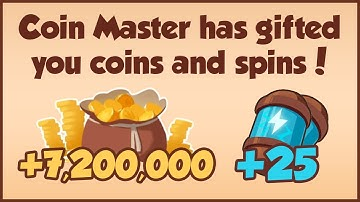 Coin master free spins and coins link 20.06.2020