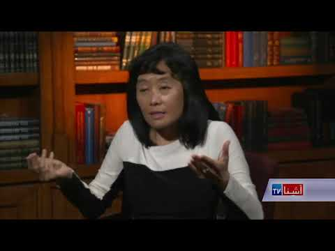 """interview with Jade Wu  Author of """"Flashpoints """" - VOA Ashna"""