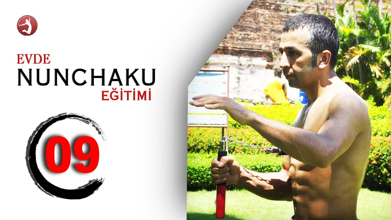 Yeni Başlayanlar için Nunchaku Eğitimi #09