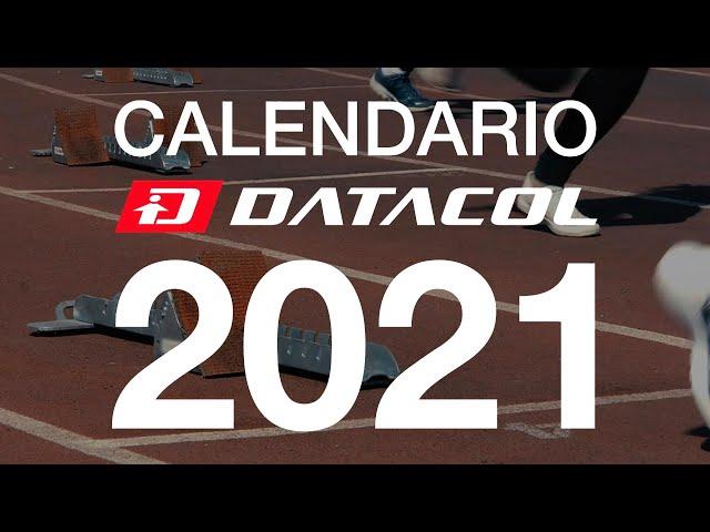 Calendario Datacol 2021