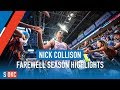 Nick Collison's Final Season Highlights with the Oklahoma City Thunder | 2017-18 Season