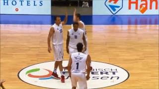 Samenvatting Donar vs  Shooters  (Supercup 2016 )