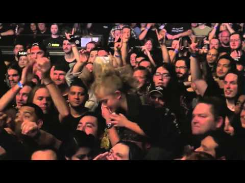 """Phil Anselmo introducing SLAYER """"Angel of Death"""" (METAL MASTERS 2014)"""