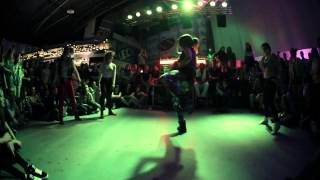 Dancehall International Preselections Poland 2013 by Jamaican Meeting