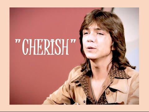 """""""CHERISH"""" Remastered (Lyrics) 💖 DAVID CASSIDY"""