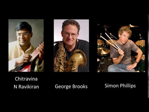Melharmony Jazz Rock - Ravikiran, George Brooks, Simon Phillips & others
