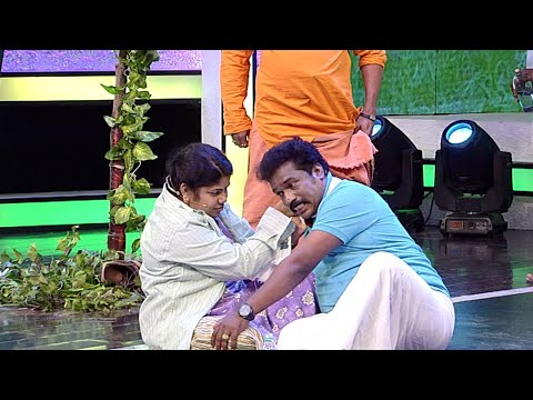 Thakarppan Comedy I 'It was a very bad joke'…funny skit by Binu Adimali & team I Mazhavil Manorama