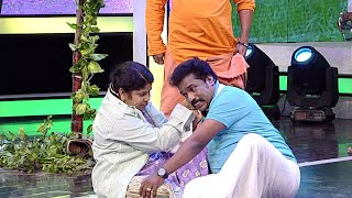 Thakarppan Comedy I 'It was a very bad joke'...funny skit by Binu Adimali & team I Mazhavil Manorama