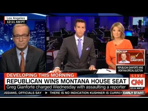 Early Start With Christine Romans and Dave Briggs 05/26: REPUBLICAN WINS MONTANA HOUSE SEAT