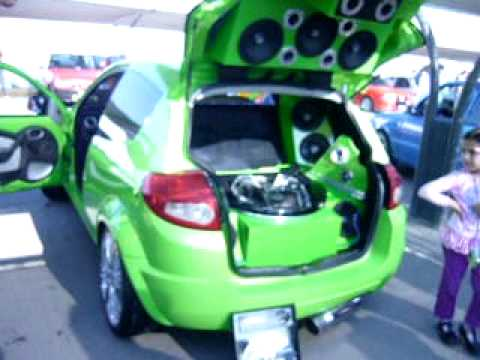 expo tuning el escape 2010 ford ka youtube. Black Bedroom Furniture Sets. Home Design Ideas