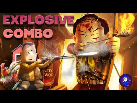 An Explosive Combo