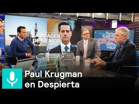 Paul Krugman analiza a Trump, el TLC y la relación México-EE.UU. - Despierta con Loret