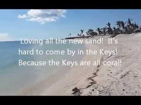 Sombrero Beach After Irma Latest Update Florida Keys