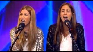 ישראל X Factor - אחיות כרקוקלי - Toxic